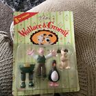 ACTION FIGURE TOY WALLACE & GROMIT VIVID IMAGINATIONS VINTAGE SEALED