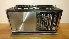 Grundig Satellit 210 Transistor 6001 Weltempfänger Koffer Radio