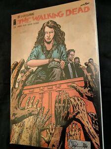 The Walking Dead 127-134 comics.