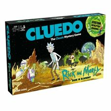 Rick & Morty - Cluedo