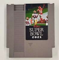 Tecmo Super Bowl 1967 - 2020 * New 2021 * Nintendo NES Game - Choose your year!