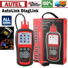 Autel Obd2 Scanner Diaglink Md802 Car Diagnostic Tool Abs Srs Epb Oil Reset Tool