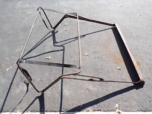 OEM 1973 1974 VW Thing Volkswagen Convertible Top Frame Assembly