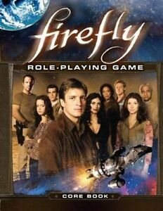 Firefly RPG Core Rulebook by Margaret Weis Productions (Hardback, 2014)