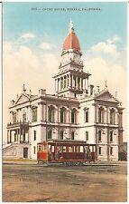 Court House in Eureka CA Postcard