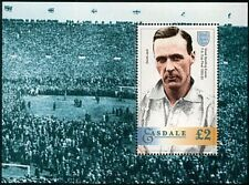 BOLTON W.  DAVID JACK 1923 FA CUP FINAL Football Stamp