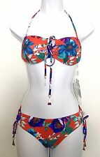 Seafolly Halter Or Center Strap Bikini. NWT Retails $169 Price $84 Size 4