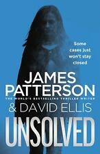 NEW - Unsolved (Invisible) by Patterson, James; Ellis, David Paperback Book 2020