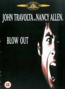 dvd BLOW OUT John Travolta e Nancy Allen editoriale **