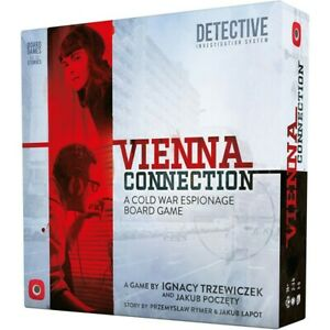 Vienna Connection (Detective System) - New