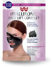 Black Mask Hyaluronic Face Lift Complex Winter 5 confezioni