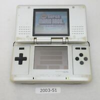Nintendo DS Original console Silver Working Good condition 2003-051