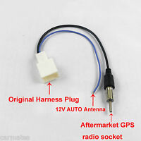 Radio FM Antenna Aerial Harness cable for Toyota Camry Hiace Hilux Corolla GPS