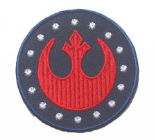 """STAR WARS Rebel Alliance Red Squadron embroidered badge Patch 3"""""""