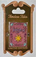 Disney Timeless Tales Tangle Rapunzel & Mother Gothel Hinged Pin LE 3000 NEW