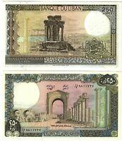 Libanon Pick-Nr: 90c bankfrisch 2016 1000 Livres I Banknoten f/ür Sammler