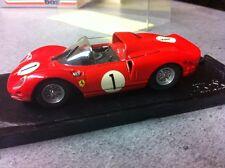 FERRARI  P2   Nurburgring 1965 BOX  8448