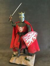 "CUSTOM 12"" KNIGHT OF BOHEMIA 1/6 SCALE FIGURE."
