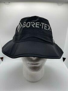 Goretex New Era Bucket Hat OSFM New with Tags - Black / Grey