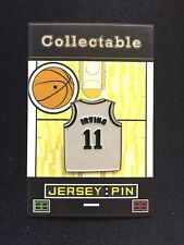 Boston Celtics Kyrie Irving lapel pin-Hardwood Collectable-#1 Fan Favorite