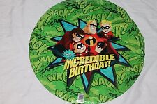 """NEW INCREDIBLES 18""""  MYLAR BALLOON  PARTY SUPPLIES"""