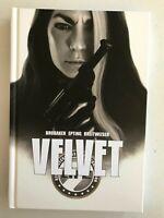 Velvet Deluxe Edition Hardcover [1st Print] OOP