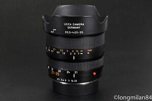 *EXC++* Leica Vario-Elmar-R 21-35mm f3.5-4 1:3.5-4/21-35 R6 R7 R9 M240 DMR SL