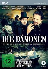 Die Dämonen - Literaturverfilmung - Fjodor M. Dostojewski DVD Günter Strack