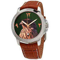 Picasso and Co Falcon Embossed Dial Automatic Men's Limited Edition Watch