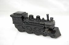 Avon Decanter 1976 Cannonball Express 4-6-0 Black Locomotive
