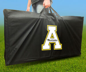 APPALACHIAN STATE MOUNTAINEERS CORNHOLE Board CARRYING CASE Storage Carry Bag