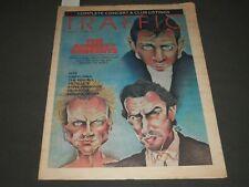 1988 SEPTEMBER TRAFFIC MAGAZINE - GABRIEL - SPRINGSTEEN - STING COVER - J 2186