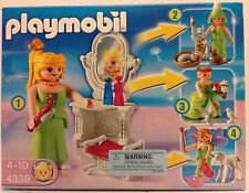 Playmobil 4338  Castle Princess / Spinning Wheel - 4 in 1 MultiSet  NEW