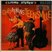 Chet Atkins(CD Album)Teensville-VG