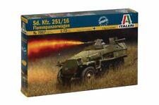 Italeri Maquette Véhicule militaire Sd.kfz.251/16 Flamm