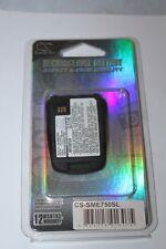 CAMERON SINO - Batterie Batterie 750mAh pour Samsung E750, E758 CS-SME750SL