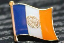 ** NEW YORK ** STATE USA STATE Metal Lapel Pin Badge *NEW*