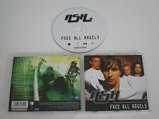 Ash/Free All Angels (Edel 0128152inf) CD album