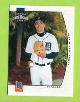 2005 Donruss Team Heroes - Justin Verlander (#371)  Detroit Tigers