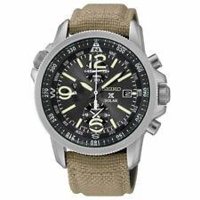 Seiko Prospex Solar Military Chronograph Men's Watch SSC293P1
