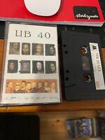 UB 40 MICHAEL 1232 Cassette Tape