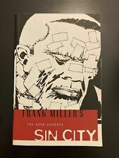 Sin City The Hard Goodbye Paperback Graphic Novel Book