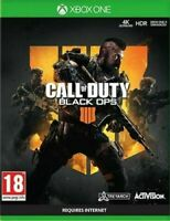 Call of Duty Black Ops 4 - Xbox One - EXCELLENT 1st Class FAST and FREE DELIVERY