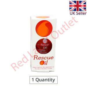 1X Bio Rescue Oil For Ageing Skin Scars Blemishes And Stretch Marks 40Ml