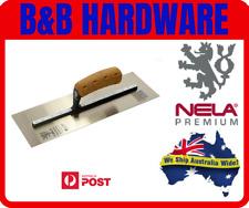 NELA SUPERFLEX TROWEL S/S 355 X 110mm 0109