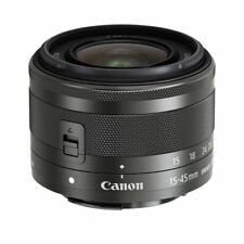Canon EF-M 15-45mm 15-45 mm 3.5-6.3 IS STM M50 M5 NEUWARE EOS Canon-Fachhändler
