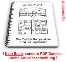 Lagerhalle selbst bauen - Lagerhallen Lager Halle Technik Patente