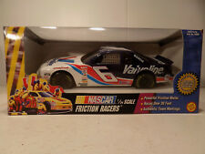 Vintage NASCAR Friction Racers 1/24th  # 6 Valvoline Car New Old Stock  MIB