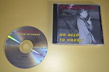 The Rahoersen Trio - To Need To Worry / Nivo / Serge/ Deja Vous 1998 / USA / Rar