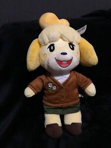 Build A Bear Animal Crossing Isabelle Winter Clothes NEW